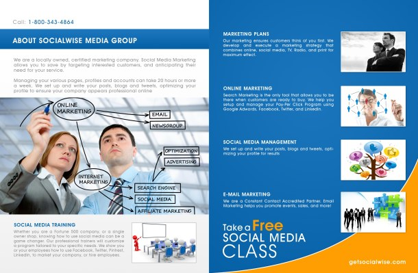 SocialWise Brochure