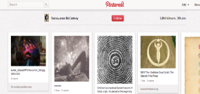 Pinterest for Visionaries