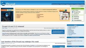 Drupal is a developer's dream CMS. Image source: http://farm4.staticflickr.com/3180/3088168542_e8b3ba708f.jpg